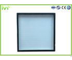 H13 H14 High Efficiency Hepa Filter Sturdy Construction For Hvac System