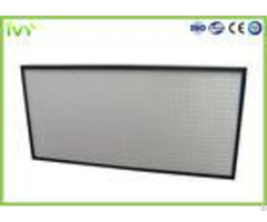 Easy Operated Hepa Air Filter Polyurethane Sealant With Aluminum Plate Frame