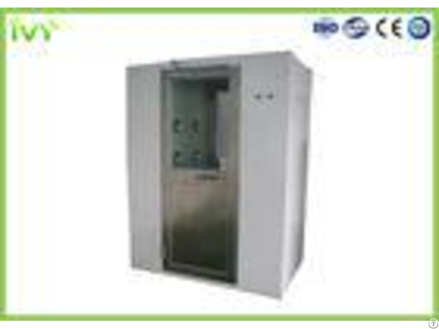 Automated Induction Air Shower Room Low Noise Belw 62db Easily Operation