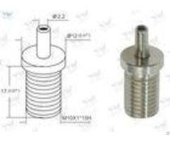 Bottom Cable Exit Adjustable Wire Gripper Nickel Finishing With M 10 Male Thread