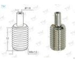 All Thread Micro Brass Cable Gripper Adjustable Length For Hanging Kit