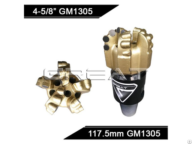 Ranking Power Tools Pdc Drill Bit For Water Well Drilling From China