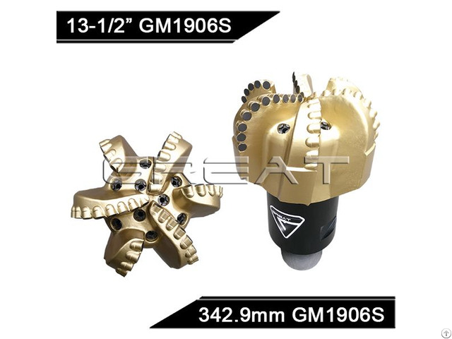 Power Tool Pdc Drill Bits With Detailed Specifications