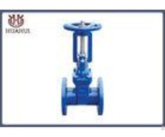 Rising Stem Resilient Seated Gate Valve Rubber Seal With Bs5163 Standard