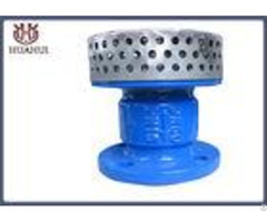 Flanged Silent Foot Check Valve Ss304 Strainer Dn150 With En1092 Standard