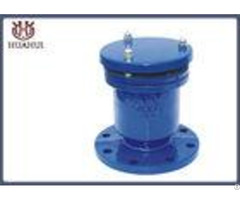 Single Ball Air Release Valve Dn50 Ss420 Stem Epoxy Coating For Clean Water