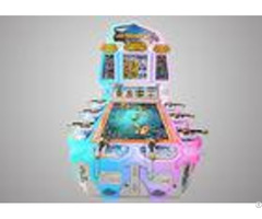 Promotional Fish Hunter Arcade Machine Acylic Shell For Family Entertainment Center