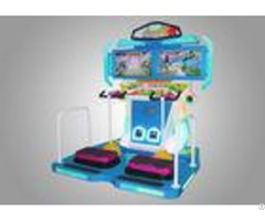 Colorful Bouncing Master Family Entertainment Center Equipment For Sports Game