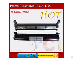 Black Toner Cartridge For Panasonic Kx Fat92 New Build