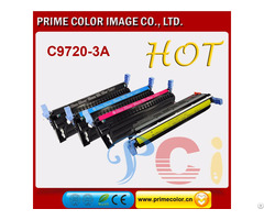 Color Toner Cartridges For Hp C9720 3a Ep 85 Reman With Chip