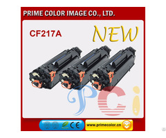 Toner Cartridge For Hp Cf217a New Build With Chip