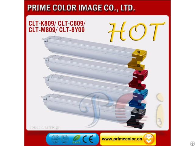 Color Toner Cartridges For Samsung Clt D809 Reman With Chip