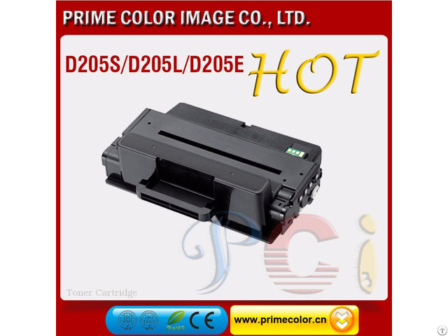 Toner Cartridge For Samsung D205 New Build With Chip