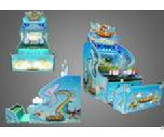 Visual 3d Screen Water Shooting Arcade Video Game Machines For English Version Edition