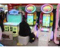 Funny Music Arcade Games Machines Coin Operated 1 Player Capacity