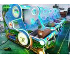 Shopping Mall Amusement Shooting Game Machine With 37 Inch Touch Screen