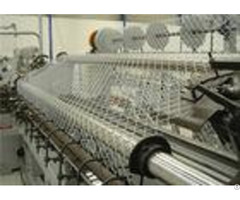 Galvanized Chain Link Fence With 2mm 3mm Wire Diameter Smooth Surface