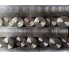 Transport Mining Metal Grid Fence Hot Dips Galvanizing Wire Cloth