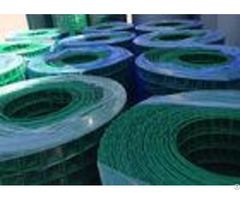 Electric Galvanized Welded Wire Mesh 0 4mm Powder Coating For Rabbit Cage