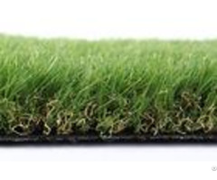 Pe Pp Softness Friendly Pet Artificial Grass 25mm Waterproof For Dogs 4 Tone