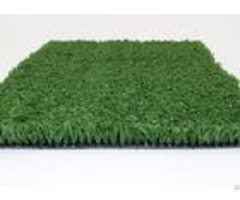 Green Color 10mm Cricket Artificial Grass For Outdoor Sports Hard Wearing