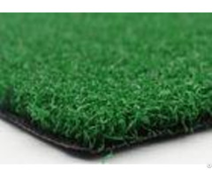 Outdoor Flat Croquet Eco Friendly Artificial Grass With Pe Yarn Field Green