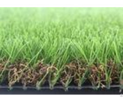 40mm U Shape Landscaping Artificial Grass For Residential Lead Free 4 Tone