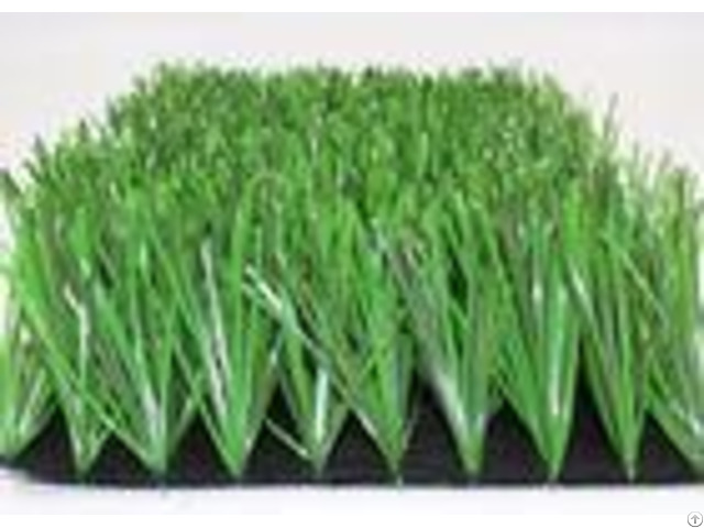 Pe Non Flammable Fake Grass Football Field Outdoor 50 Mm 10000 Density