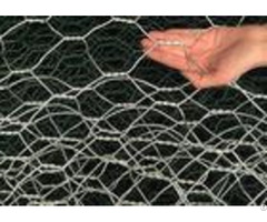 Electro Galvanized Hexagonal Chicken Wire Mesh Netting For Raising Animals
