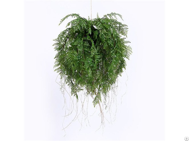 Artificial Fern Hanging Plants