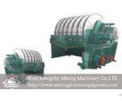 Vacuum Disc Filter Mining Processing Equipment Non Metallic Dewatering