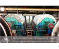 Iron Ore Vacuum Disc Filter High Speed For Mineral Dewatering