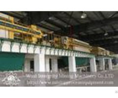Mining Dewatering Recessed Plate Filter Press Automatic Chamber