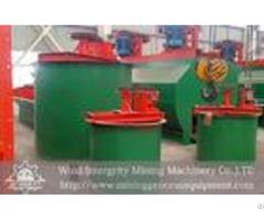 Mineral Stirred Tank Agitation Tube Settler Clarifier High Capacity