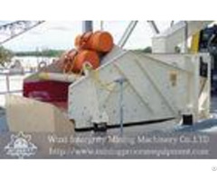 Mining Process Dewatering Vibrating Screen Shaker High Frequency
