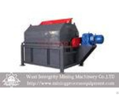 High Intensity Dry Drum Magnetic Separator Iorn Ore Beneficiation