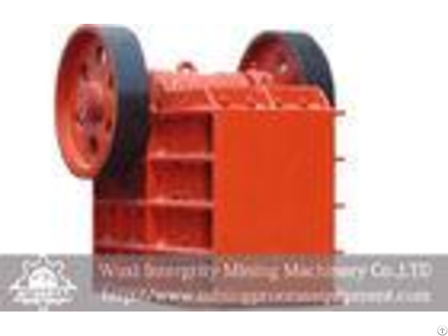 Ore Jaw Mining Crusher Equipment Mobile For Nonmetalliferous