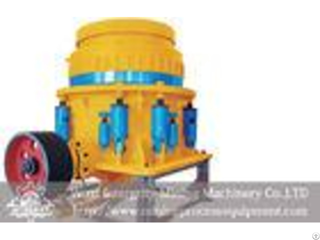Marble Fine Mining Crusher Equipment Stone Cone High Reduction Ratio