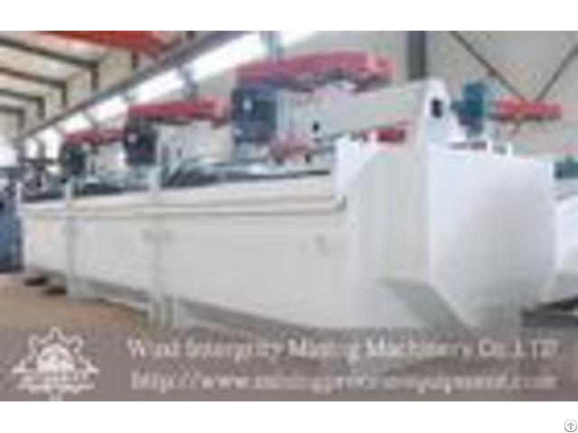 Coal Separating Flotation Machine Automatic Single Tank For Mining