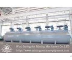 Flotation Cell Beneficiation Plant Wear Resistance For Molybdenum Processing
