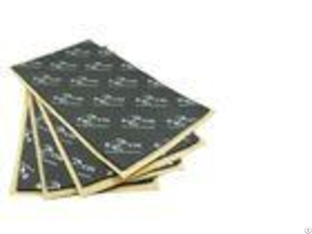 Strong Adhesive Heat Resistant Automotive Insulation And Sound Deadening For Noise Reduction