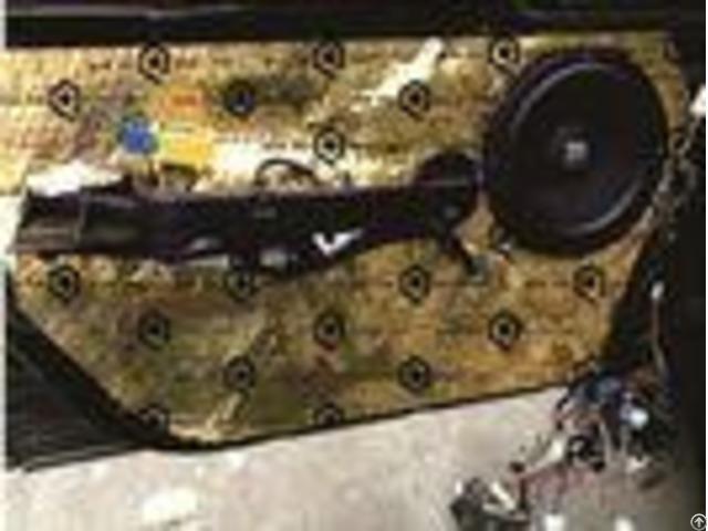 Less Weight Elastomeric Butyl Sound Deadening Car Door Vehicle Soundproofing Material