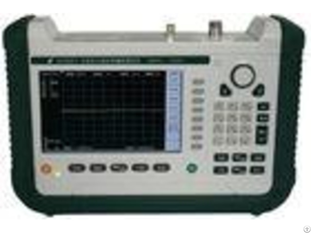 High Speed Portable Transmission Line And Antenna Analyzer Av36210 36211