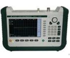 High Speed Portable Transmission Line And Antenna Analyzer Av36210 36211