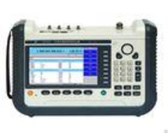 Tft Lcd Microwave Portable Rf Signal Generator Rechargeable Battery