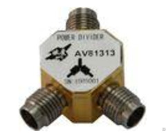 Av81313 Power Divider Frequency Range Dc 50ghz