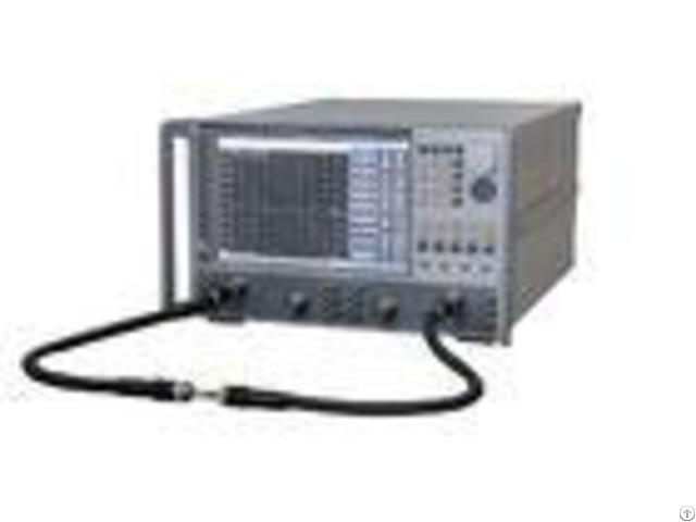 Touch Screen Portable Vector Network Analyzer Av3672a 10mhz 13 5ghz