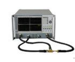 Multi Window Vector Network Analyzer 10mhz 40ghz Chinese English User Interface