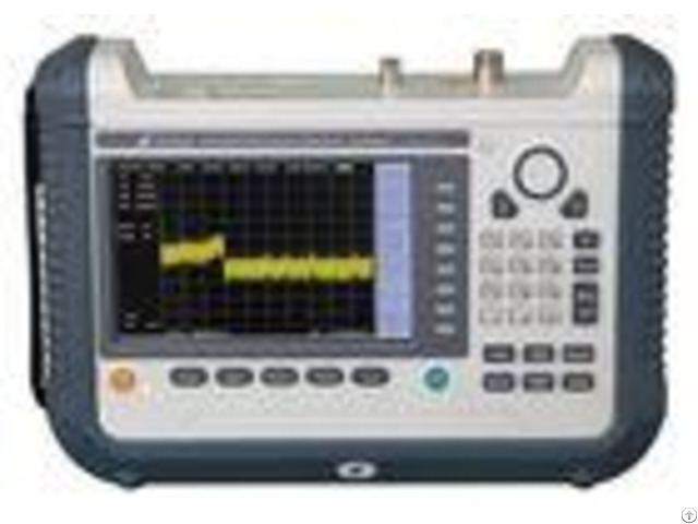 Portable 10mhz Microwave Spectrum Analyzer High Measurement Speed