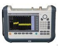 Portable 10mhz Microwave Spectrum Analyzer High Measurement Speed